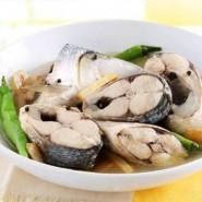 Paksiw Na Bangus [With Rice + Soup]