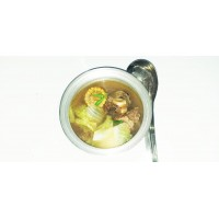 Beef Bulalo [With Rice + Soup]