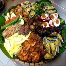 Bilao Mix Street Food