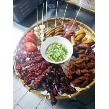 Mixed Streetfoods