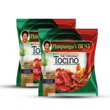 Pampangas Best Regular Tocino 20% Off (Value Pack)