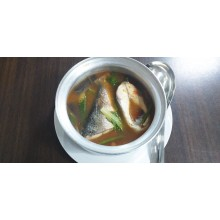 Sinigang Na Bangus [With Rice + Soup]