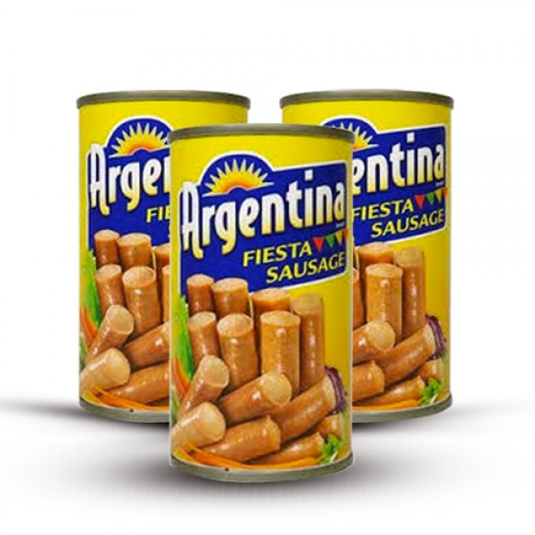 Argentina Fiesta Sausage Offer pack(3  Packs)