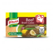 Knorr 6 Beef Broth Cubes