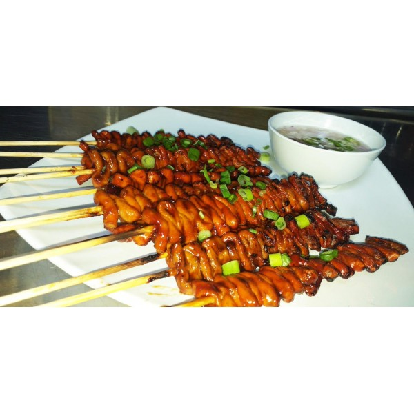 Isaw Chicken