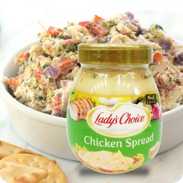 Lady's Choice Chicken Spread