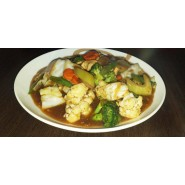 Chop Suey [With Rice + Soup]