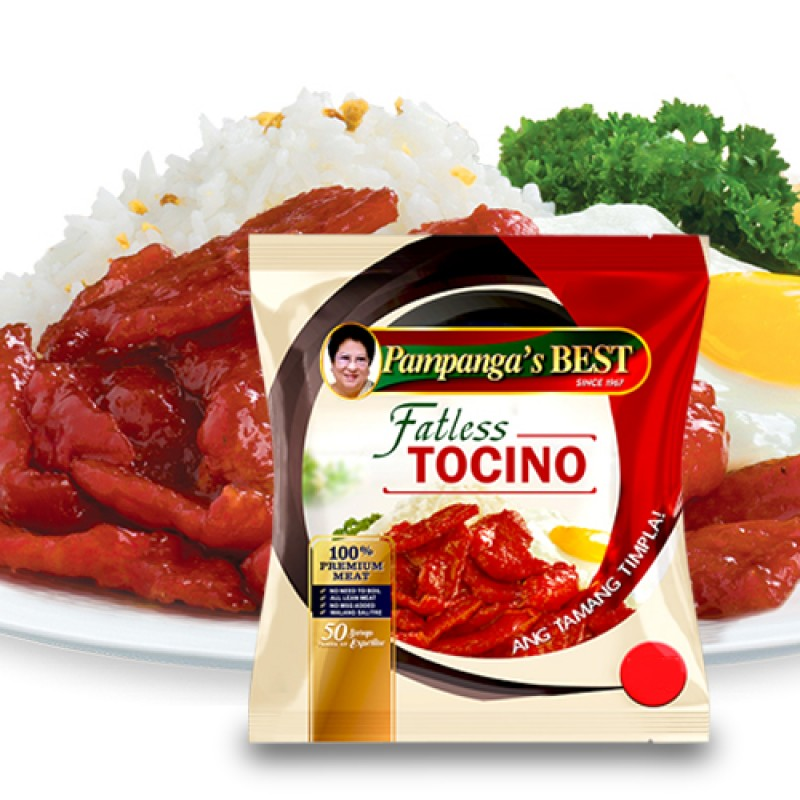 Pampangas Best Fatless Tocino