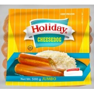 Holiday Cheese Dog Tasty Cheesy Jumbo