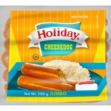 Holiday Cheese Dog Tasty Cheesy Jumbo
