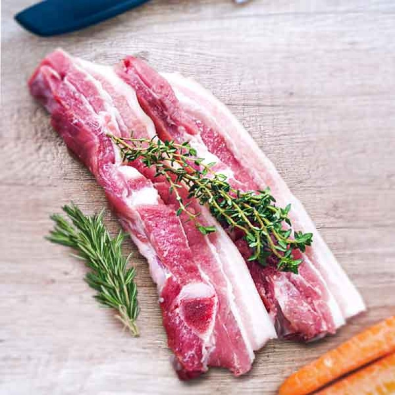 Pork Ribs Strips