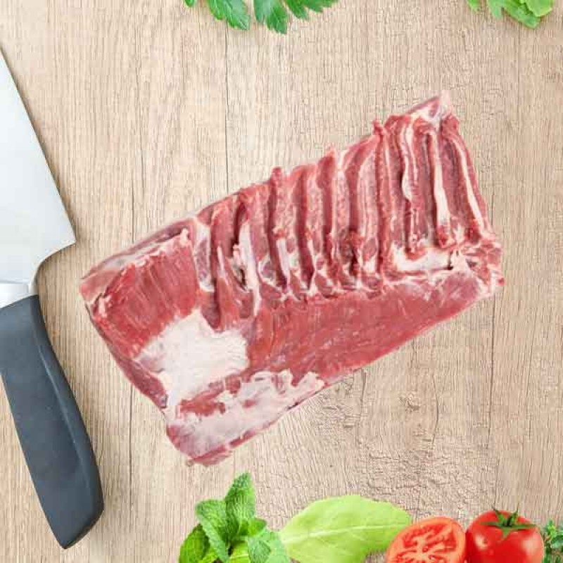 Pork Belly Single Ribbed