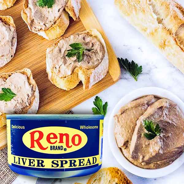 Reno Liver Spread Pork