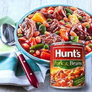 Hunts Pork & Beans