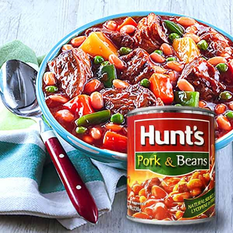 Hunts Pork & Beans
