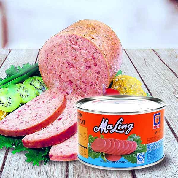 Maling Luncheon Meat Pork