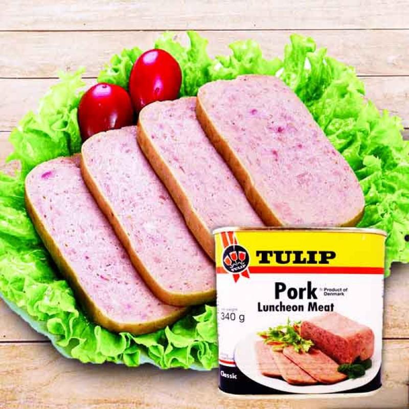 Tulip Luncheon Meat Pork