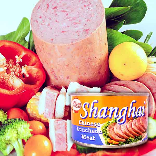 Shangai Luncheon Meat Pork