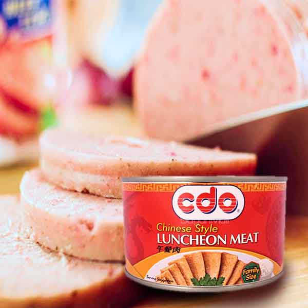 CDO Chinese Luncheon Meat Pork