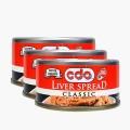 CDO Liver Spread Pork (3 Packs)