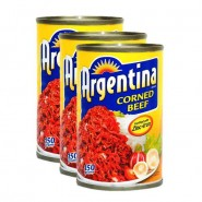 Argentina Corned Beef (3 Packs)