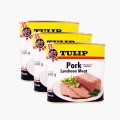 Tulip Luncheon Meat Pork (3 Packs)