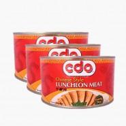 CDO Chinese Luncheon Meat Pork (3 Packs)