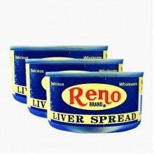 Reno Liver Spread Pork (3 Packs)