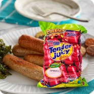 Pure food Tender Juicy Hotdog Cocktail
