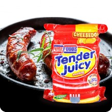 Pure food Tender Juicy Cheesedog